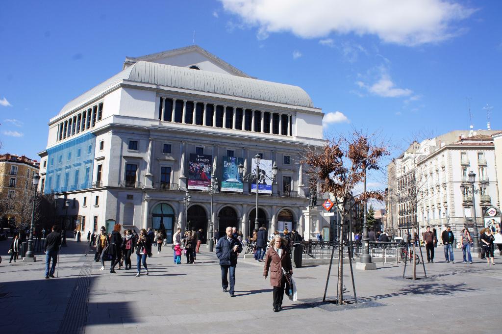 Die Oper Madrid