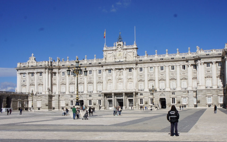 Palacio Real Madrid